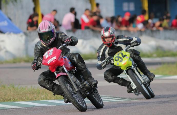 Campeonato Amazonense de Motovelocidade (Foto: Isabella Pina)