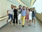 Paulinho Vilhena lança série 'A Teia' em coletiva de imprensa no Rio