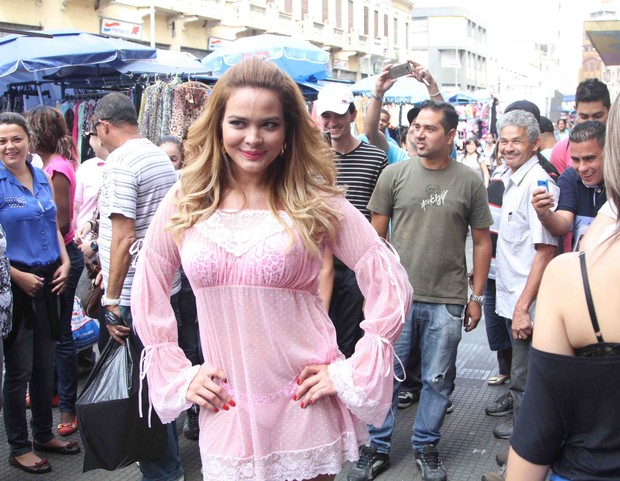 Geisy Arruda  (Foto: Caio Duran/AgNews)