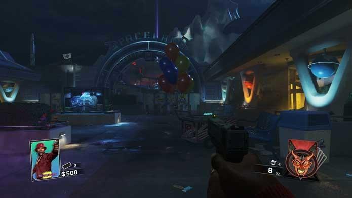 Call of Duty: Infinite Warfare: modo Zombies não mostra muita melhora (Foto: Reprodução/Murilo Molina)