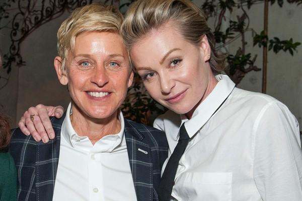 Ellen DeGeneres anuncia que sua esposa fará parte da quarta temporada de 'Scandal'