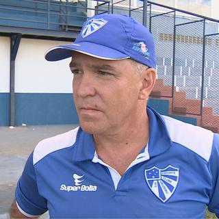 Luis Antonio Zaluar Cruzeiro-RS (Foto: Reprodução/RBS TV)