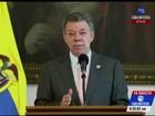 Colômbia vê possibilidade de cessar-fogo com Farc em 1º de janeiro