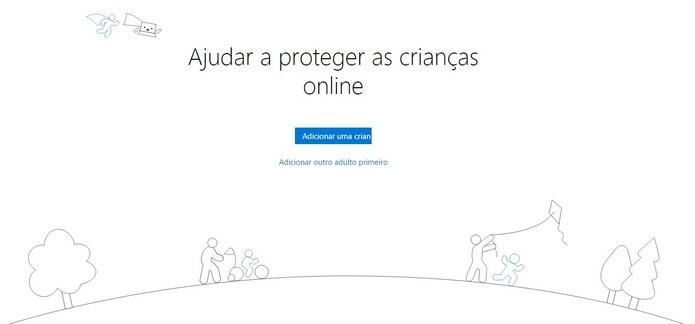 Microsoft adota mudanças para proteger crianças no Windows 10 (Foto: Reprodução)