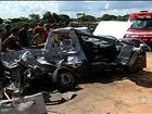 Motorista morre em acidente ao viajar para velório da mãe, em Goiás