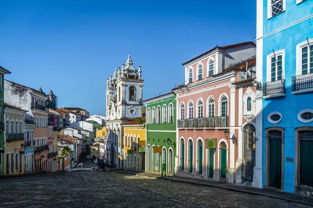 Pelourinho - Salvador, Bahia, Brazil (Foto: Getty Images/iStockphoto)