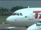 Falha mecânica fez avião deslizar no aeroporto de Londrina, afirma TAM