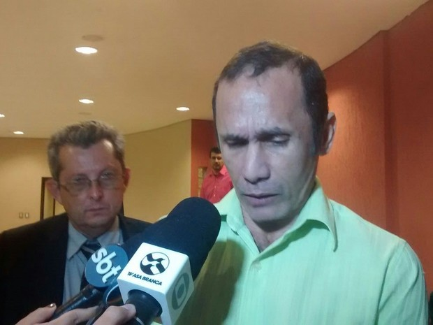 Jorge Beltrão Negromonte da Silveira, um dos acusados (Foto: Kamylla Lima/ G1)