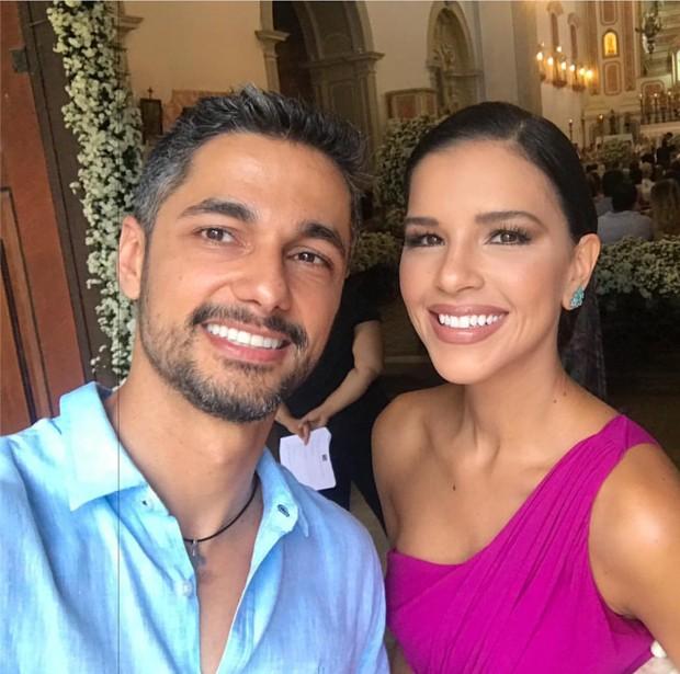 Bruno Freitas e Mariana Rios (Foto: Reprodução/Instagram)