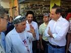 Skaf diz que campanha o tornará conhecido ao eleitor de SP