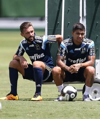 Allione Dudu Palmeiras (Foto: Cesar Greco/Ag Palmeiras/Divulgação)