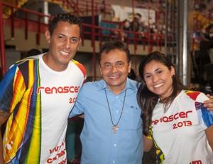 Fernando Henrique visita Renascer 2013 (Foto: Divulgação/Fernando Maia)