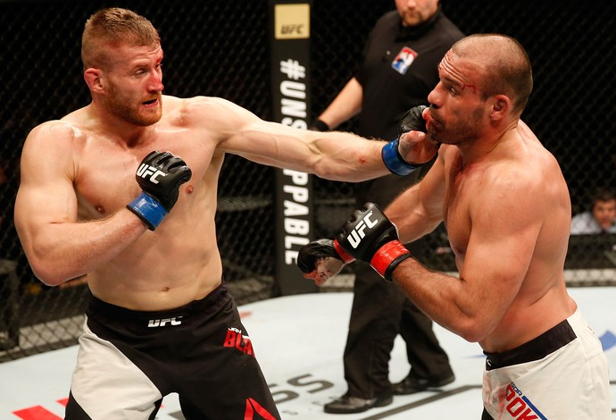 Jan Blachowicz Igor Pokrajac UFC Croácia (Foto: Getty Images)