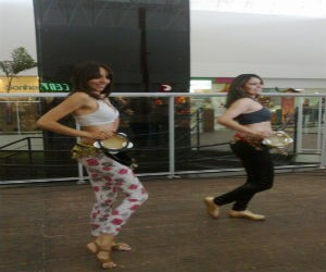 dança turcaa (Foto: Ana Carolina Caldeira)