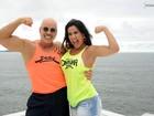 Veja os bastidores do Paparazzo de Scheila Carvalho