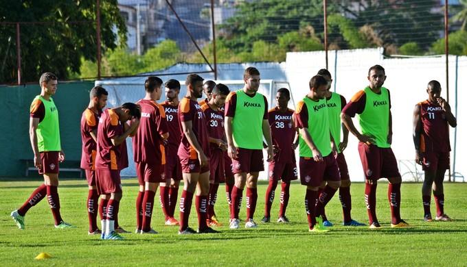 Boa Esporte tem a defesa menos vazada da Série C (Foto: Régis Melo)