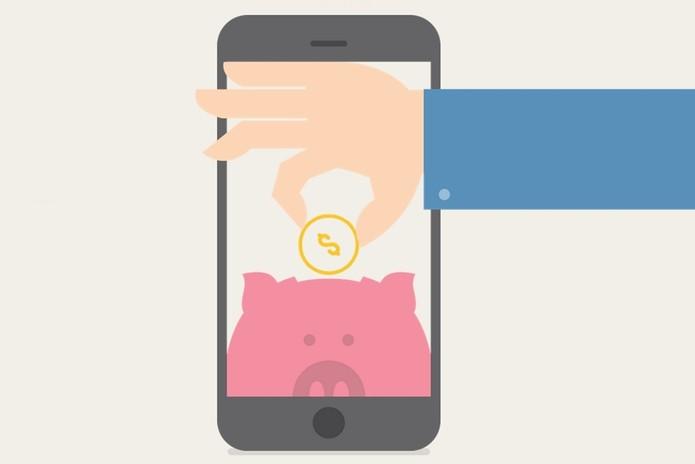 Veja como ganhar dinheiro com o app Piggypeg (Foto: Gabriella Fiszman/TechTudo)