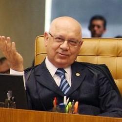 Ministro Teori Zavascki em sessão plenária (Foto: Gervásio Baptista / SCO / STF)