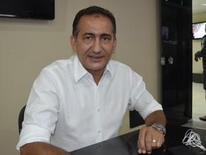 Na primeira fala após ser preso pela PF, em 2010, ex-governador disse ter sido humilhado (Foto: Abinoan Santiago/G1)