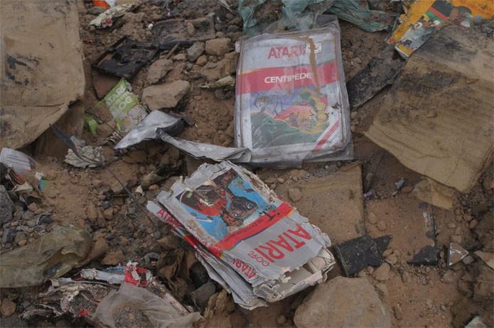 Cartuchos descartados de ET (Foto: Reprodução/Wikimedia)