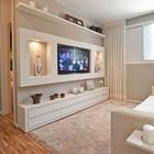Como compor o painel de TV na casa (Shutterstock)