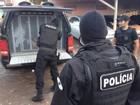 Polícia do PR cumpre 767 mandados contra facção que atua em presídios
