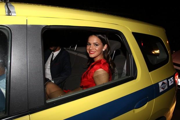 Bruna Marquezine (Foto: Wagner Santos e Thyago Andrade/Foto Rio News)