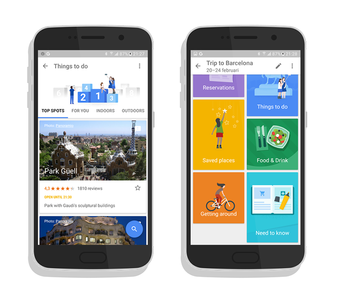 App funciona até sem conexão com a internet (Foto: Reprodução/Android World)