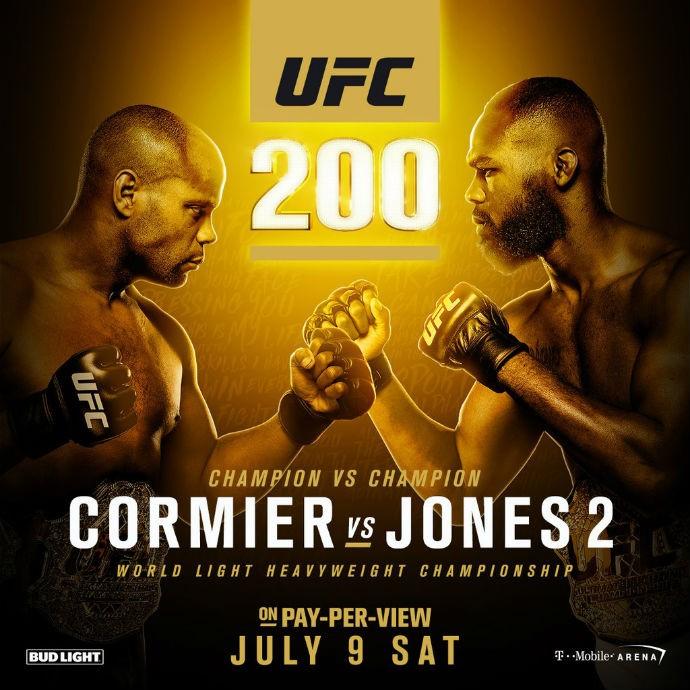 UFC 200 - Vale este