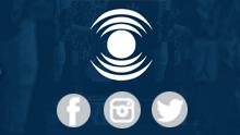 Saiba como se conectar às mídias sociais da TV Paraíba (Divulgação)