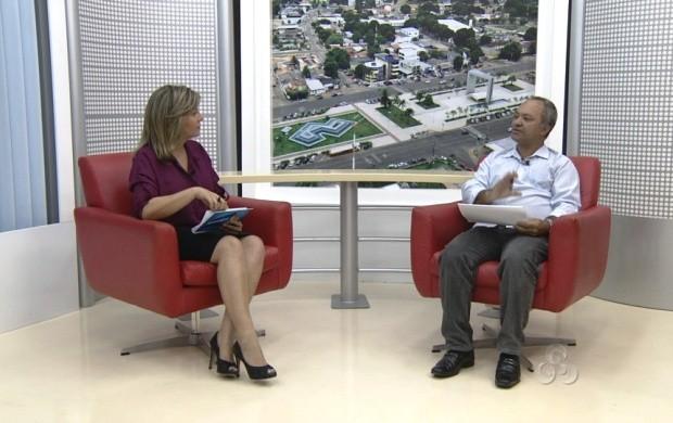 Gerente do Núcleo de Dengue e Febre Amarela do estado falou sobre o assunto (Foto: Roraima TV)
