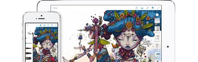 Photoshop Sketch (Foto: Divulgação/Adobe)