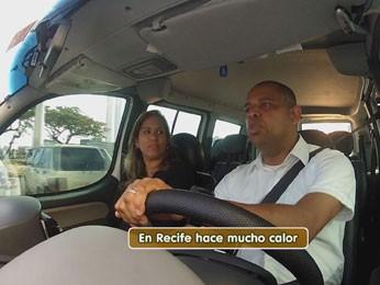 Muy e mucho são muito usados em conversas em espanhol (Foto: Reprodução / TV Globo)