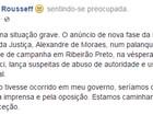 Para Dilma, declaração de ministro 'lança suspeitas de uso político' da PF