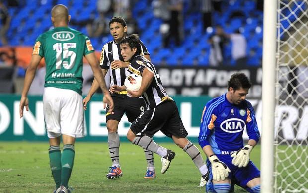 Lodeiro, Botafogo x Palmeiras (Foto: Agência EFE)