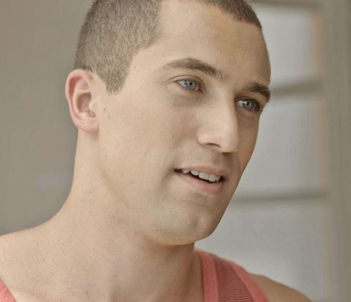 Ele não é um fofo, gente? (Foto: TV Globo)
