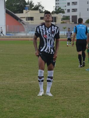 Botafogo-PB, Serrano-PB, Wanderson (Foto: Cisco Nobre, GloboEsporte.com/pb)
