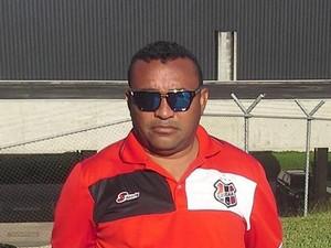 Treinador de futebol feminino de Caucaia, Sérgio Pacato, foi assassinado a tiros (Foto: Reprodução)