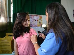 Pelotas suspendeu vacinação contra HPV (Foto: Flávio Neves/Divulgação/Prefeitura de Pelotas)