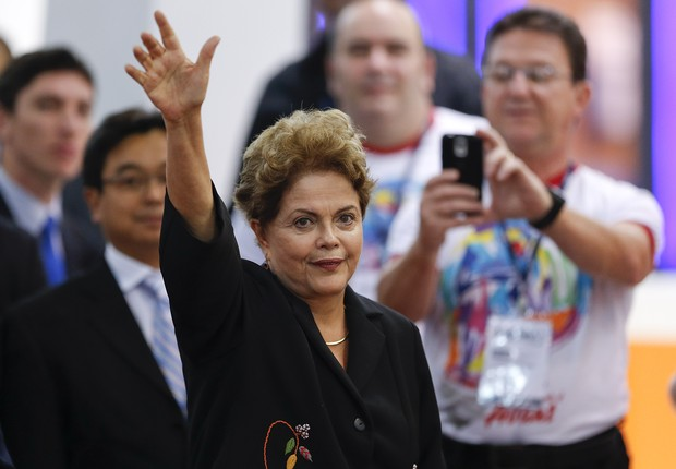 Dilma Rousseff (Foto: AP Photo/Andre Penner)