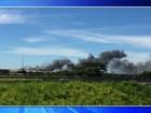 Incêndio atinge galpão de carrocerias em distrito de Votuporanga