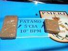 Mulher é presa com mais de 1,5 kg de crack em Piraí, RJ