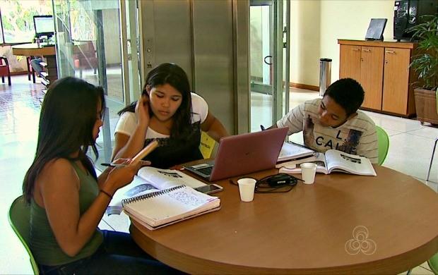 Horas de estudo são importantes para o sucesso (Foto: Bom Dia Amazônia)