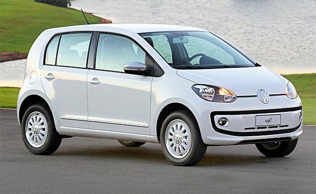 VW up!  (Foto: Volkswagen)