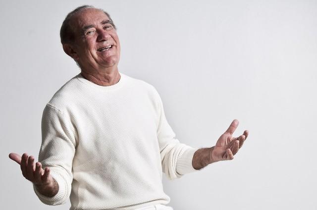 Renato Aragão (Foto: Paula Giolito)
