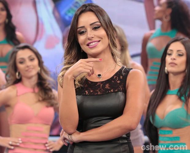 Letícia (Foto: Felipe Monteiro / TV Globo)