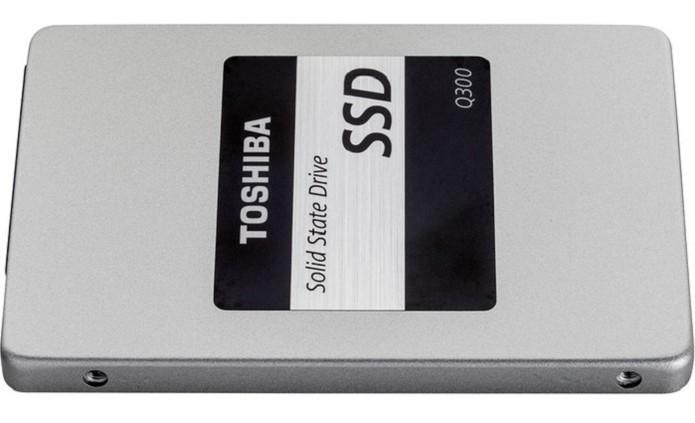 SSD Q300 da Toshiba custa a partir de R$ 509,99 (Foto: Divulgação/Toshiba)