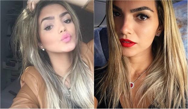 Suzanna Freitas e Kelly Key (Foto: Reprodução/Instagram)