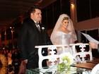 Veja mais fotos do casamento de Naiara Azevedo, do hit '50 reais'