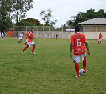 GAS e Baré (Foto: Nailson Wapichana/GloboEsporte.com)